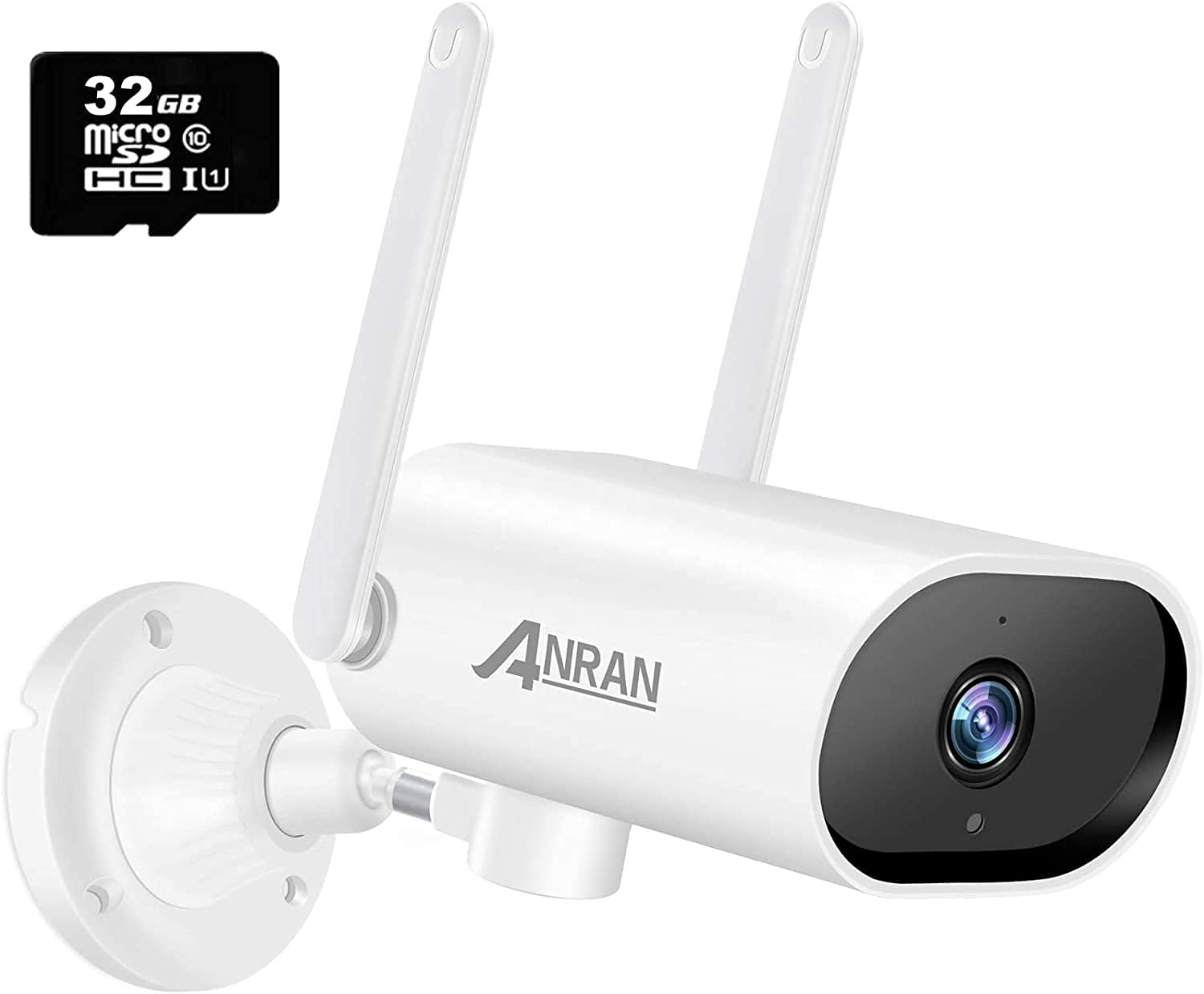 【Pan and Auto Tracking】 Security Camera 5MP Outdoor Ranking TOP4 ANRAN Sale Special Price Ul