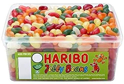HARIBO JELLY BEANS - 600 COUNT