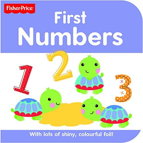 Preisvergleich Produktbild Fisher Price Rainforest Friends Numbers (Fisher Price Foil Board Books)