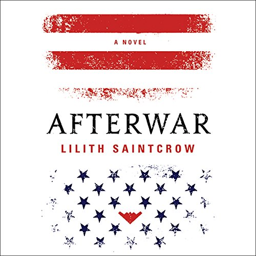 Afterwar audiobook cover art