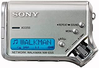 Sony NW-E55 Network Walkman 128MB - Ice White photo