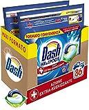 Dash Pods Allin1 + acción extra higienizante Pods para ropa – 1260 g