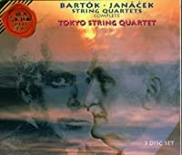 Complete String Quartet by Bartok