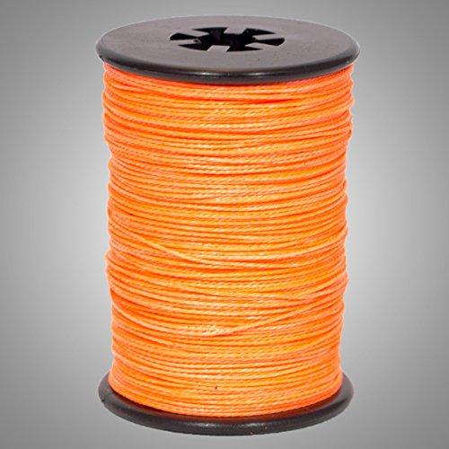 BCY Flo Orange 2X Archery Bow String Serving