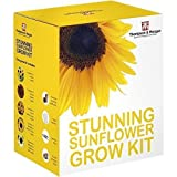 Stunning Sunflower Seed Growing Kit - Grow Your Own 5 Varieties of Contrasting Flowers in one Seed Grow Kit, A Perfect Gardeners Gift, Grow Your Own Flower Kit by Thompson & Morgan