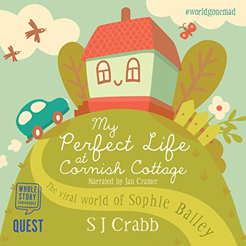 My Perfect Life at Cornish Cottage audiobook cover art