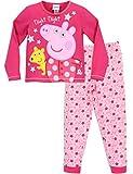 Peppa Pig - Ensemble de Pyjama - Fille - Night Night - Multicolore - 4 - 5 Ans