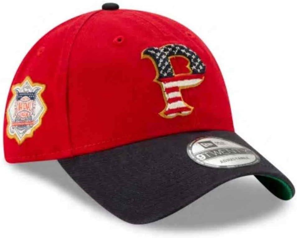 New shopping Era Virginia Beach Mall 2019 MLB Pittsburgh Pirates Baseball Cap 4th Flag H July