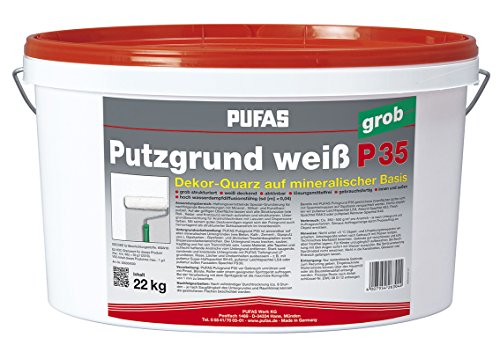 Pufas Putzgrund P 35 grob 22,000 KG