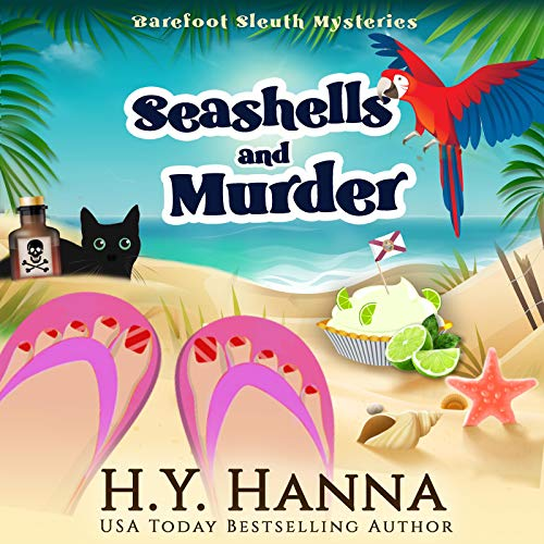 Seashells and Murder cover art
