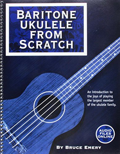 Baritone Ukulele from Scratch