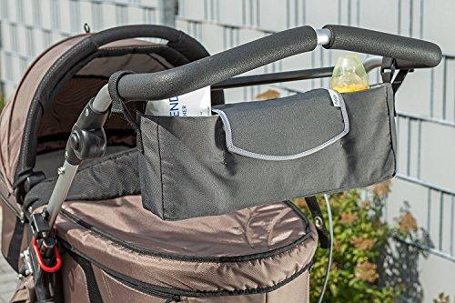 Biddy carrozzina Buggy organizer portaoggetti per passeggino