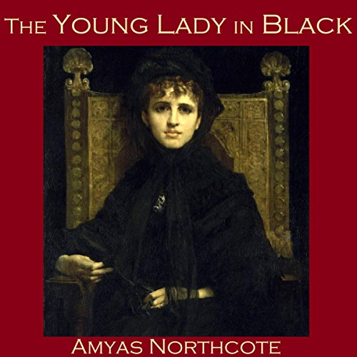 The Young Lady in Black cover art