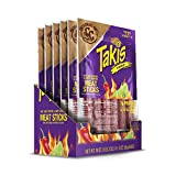 Cattleman's Cut Takis Fuego Meat Sticks, 3 Ounce (Pack of 6)
