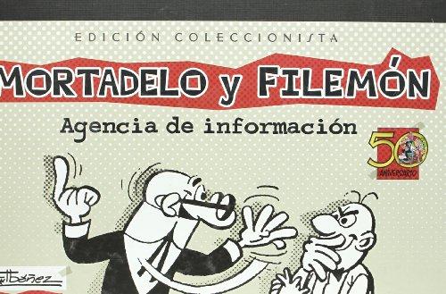 Mortadelo y Filemón. Agencia de información (edición coleccionista): EDICION NUMERADA