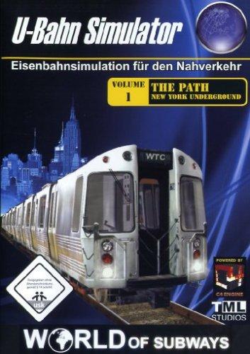 Aerosoft U-Bahn Simulator Vol. 1 NY - Simulador de trenes
