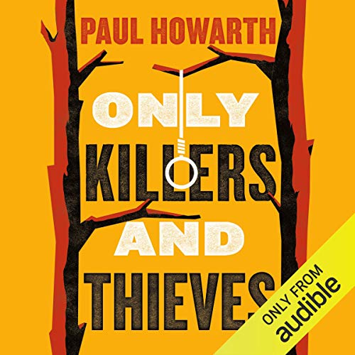 Only Killers and Thieves cover art