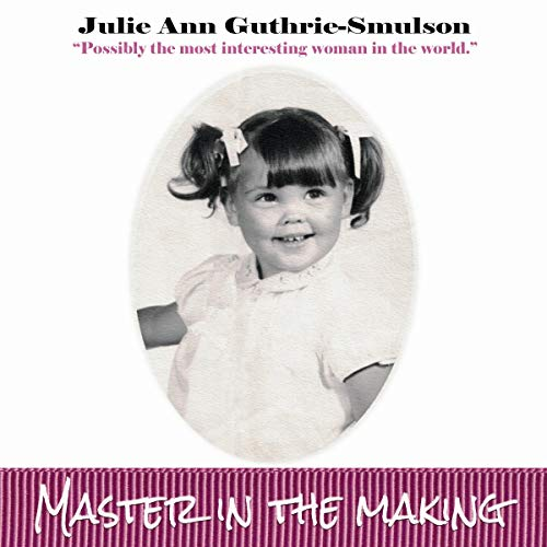 Master in the Making audiobook cover art