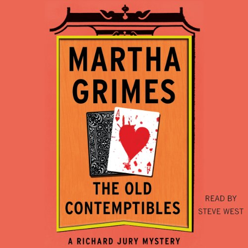 The Old Contemptibles audiobook cover art
