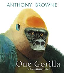one gorilla - a counting book