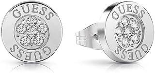 7b582fe63 Guess women Stainless Steel Cubic Zirconia earrings