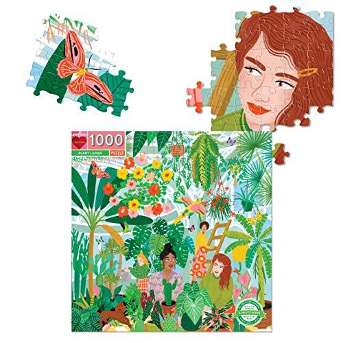 Puzzle Plant Ladies 1000 Piezas eeBoo