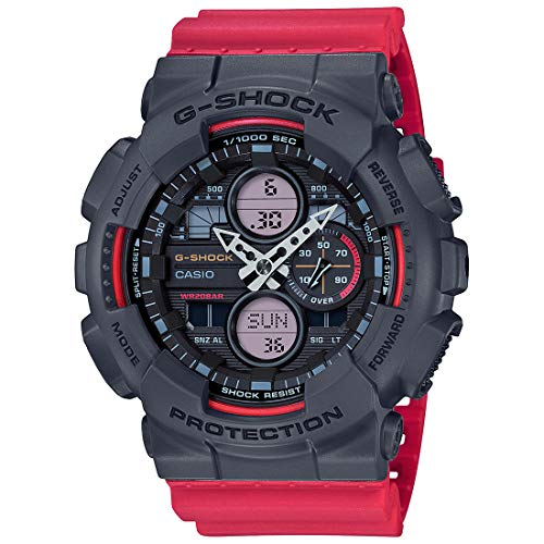 Casio G-Shock GA140-4A Resin Sport Watch