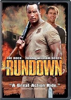 comprar comparacion The Rundown Reino Unido DVD
