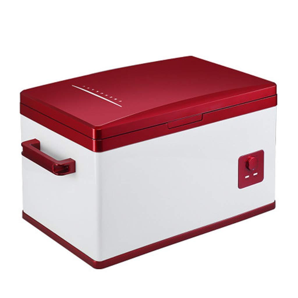 Ice Refrigerador para AutomóVil Mini 25L Refrigerador PequeñO ...