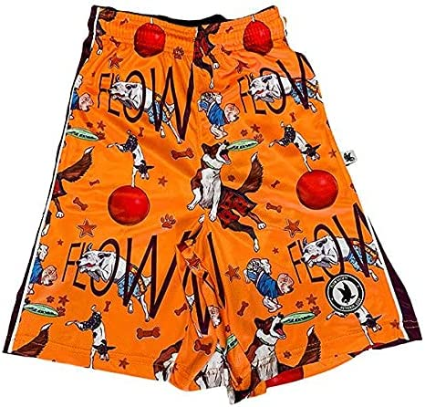 Flow Society Ultimutt Flow Boys Athletic Shorts
