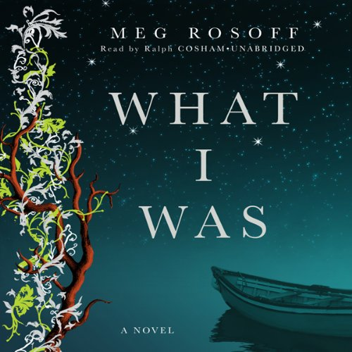 What I Was  audiobook cover art