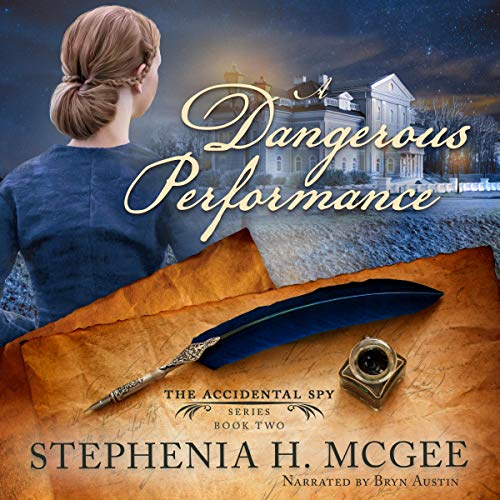 A Dangerous Performance Audiobook By Stephenia H. McGee cover art