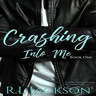 Crashing into Me     Book One              Written by:                                                                                                                                 R. L. Jackson                               Narrated by:                                                                                                                                 Glenda L. Johnson                      Length: 6 hrs and 41 mins     Not rated yet     Overall 0.0