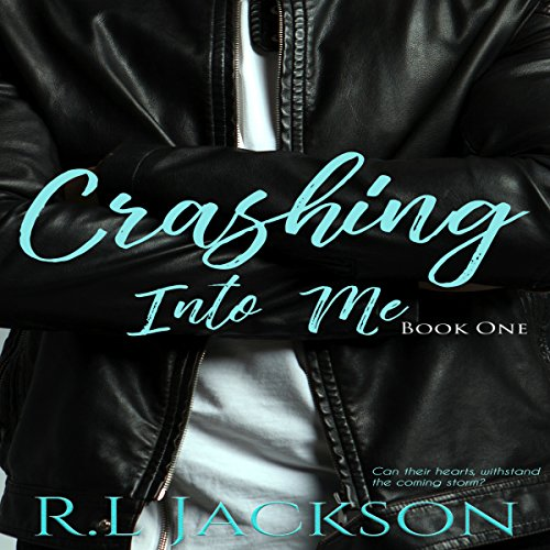 Crashing into Me audiobook cover art