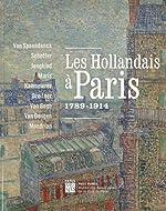 Les hollandais à Paris : 1789-1914 de Mayken Jonkman