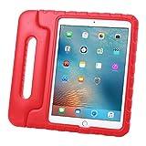 サンワサプライ iPad Pro9.7インチ iPad Air2衝撃吸収ケース 赤 PDA-IPAD95P 1個