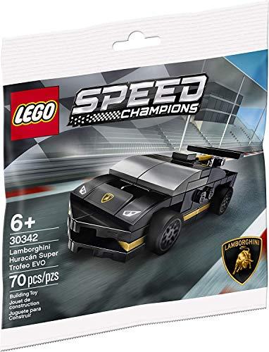 LEGO 30342 Lamborghini Huracán Super Trofeo EVO Polybag NEU/Sealed