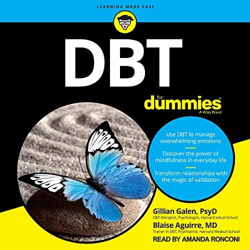 DBT for Dummies cover art