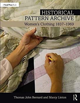 Historical Pattern Archive  Women's Clothing 1837-1969
