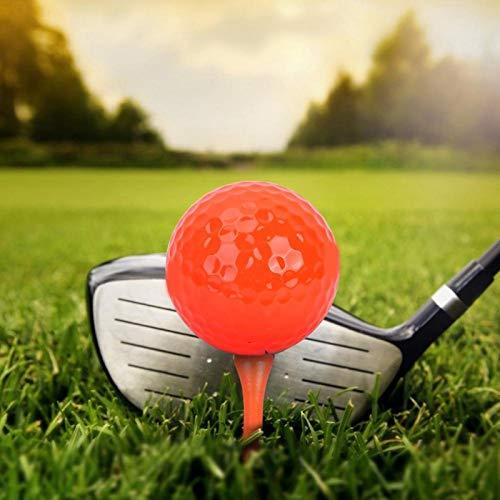 DAUERHAFT Golf Geschenk Kit Hut Clip Moderate Elastizität 20 Tee Geschenk für Freunde