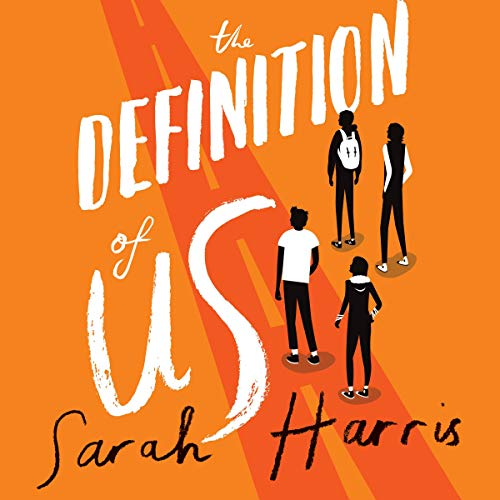 The Definition Of Us audiobook cover art