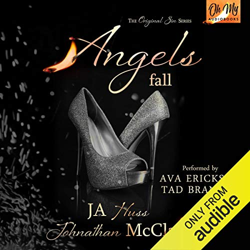 Angels Fall Titelbild