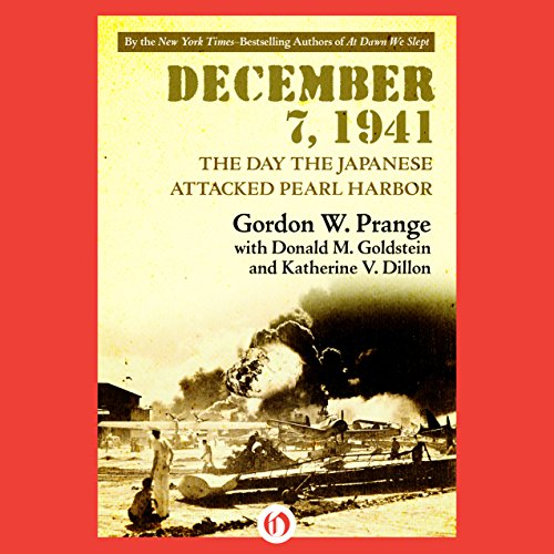December 7, 1941 audiobook cover art