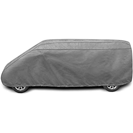 Softgarage 3 Lagig Lichtgrau Indoor Outdoor Atmungsaktiv Wasserabweisend Car Cover Vollgarage Ganzgarage Autoplane Autoabdeckung 404010 0600872 Auto
