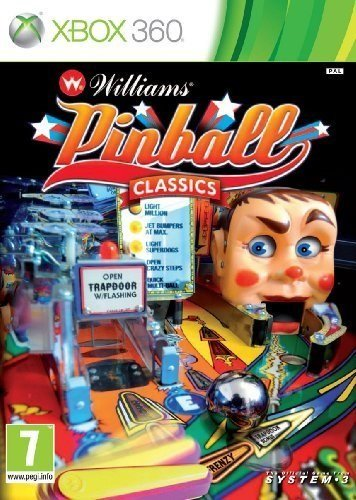 Williams Pinball Classics (Xbox 360) [UK IMPORT]