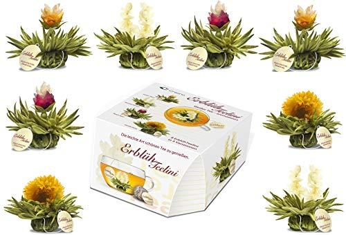 Creano Variación de Flores de Té en un Tamaño de Taza Exclusivo