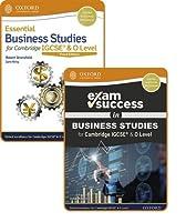 Essential Business Studies for Cambridge IGCSE (R) & O Level: Student Book & Exam Success Guide Pack