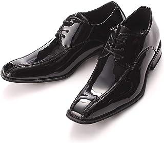 [CLOUD 9 クラウド・ナイン] シークレットシューズ ビジネス 背が高くなる靴 メンズ 7cm