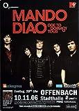 Mando Diao - Ochragy, Frankfurt 2006 »