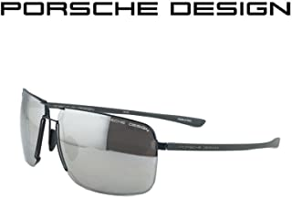 Porsche Design 保时捷 男款轻型大框太阳眼镜P8615 C蓝框水银镜